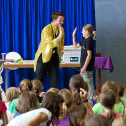 Zaubern mit Kinder