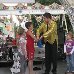 Simsalabim - Zauberer Magic Martin aus Germaringen