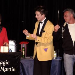 Zauberkunst mit Martin Kaufmann
