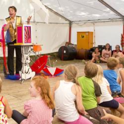 Magic Martin beim Dorffest Germaringen